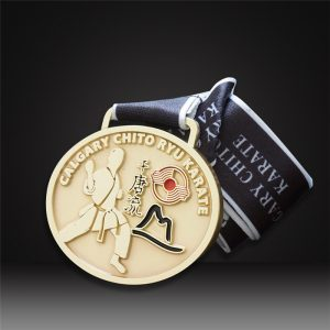 custom taekwondo medals-3