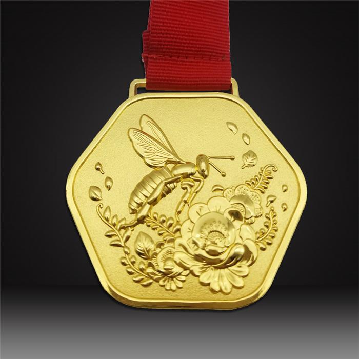 die-casting medals
