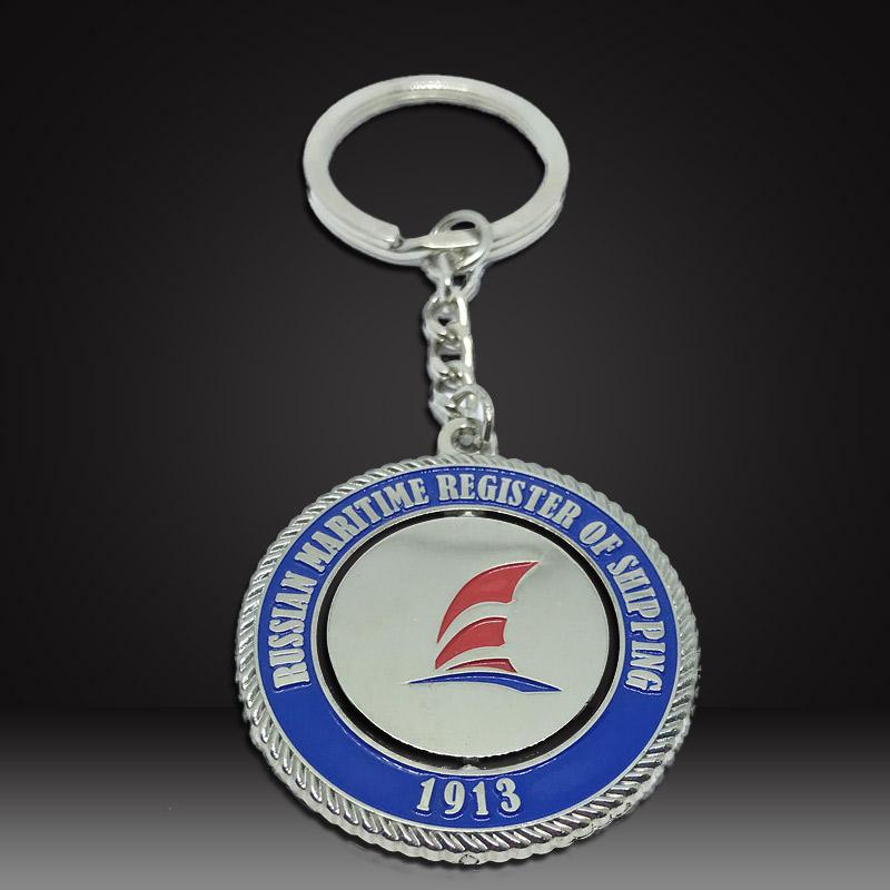 custom spinning keychains