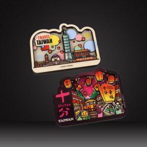 custom magentic sticker