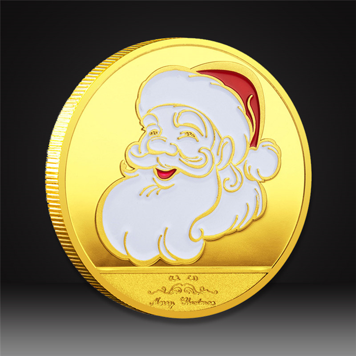 holiday commemorative coins