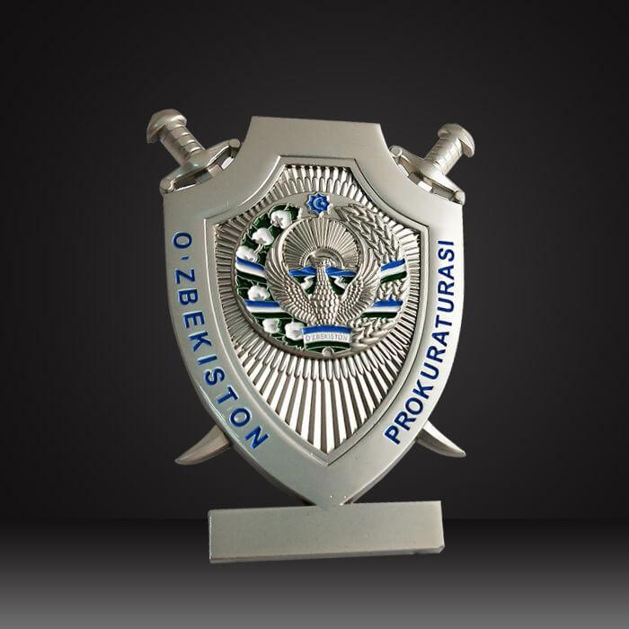 handbag logo plate emblems