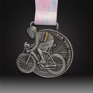 3D did custom cycling medals