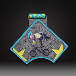 balance bike medal for children
