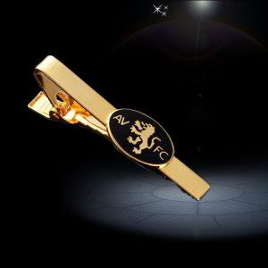 custom tie clips gold