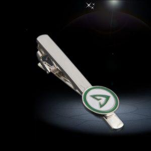 personalised custom tie clips