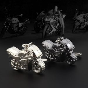3D keychains motorcycle