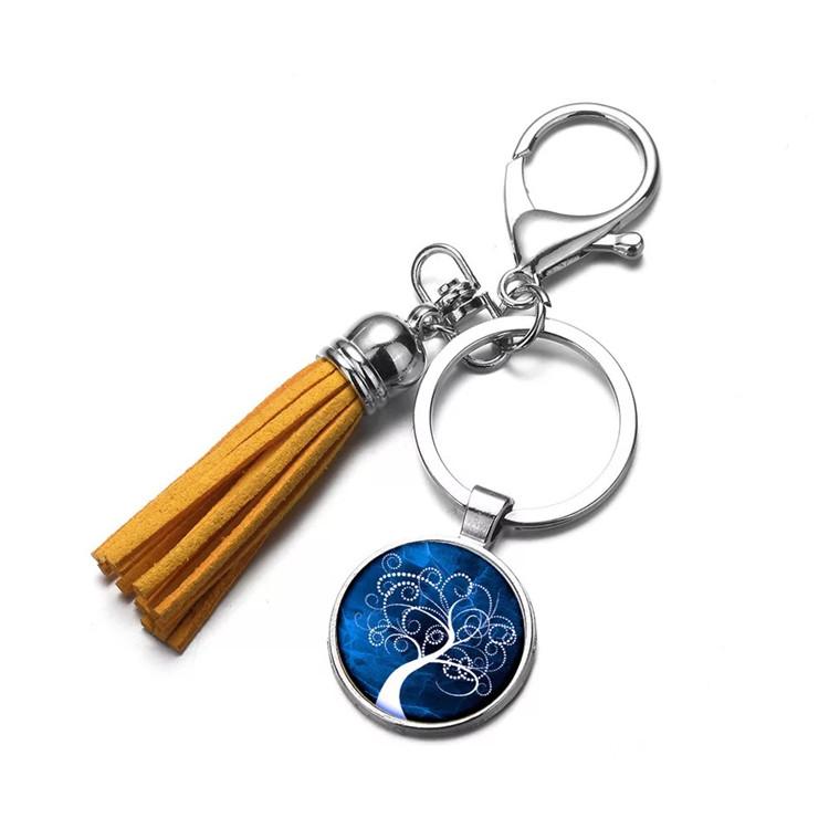 custom coin keychains