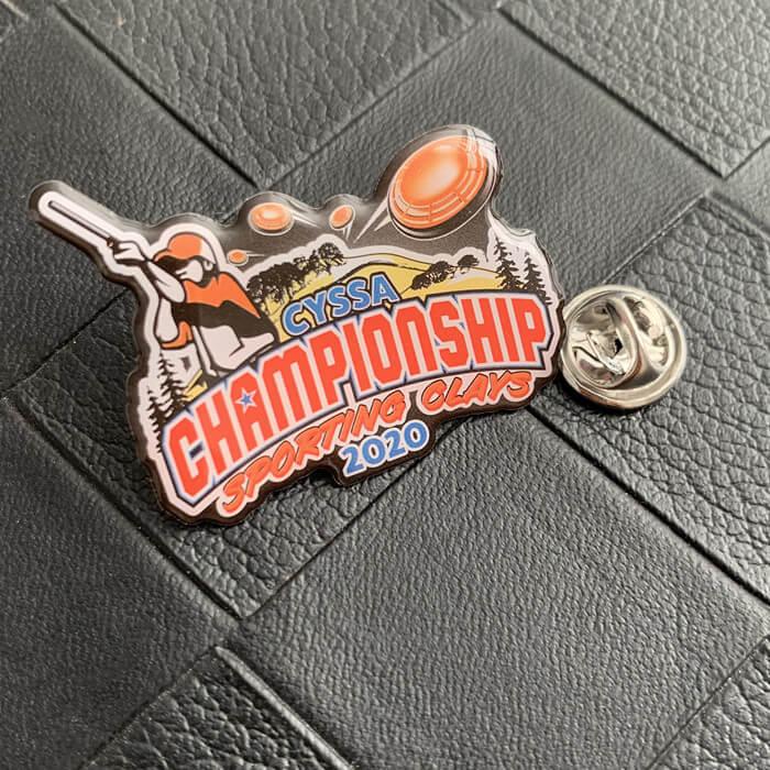 Custom printing lapel pins-2