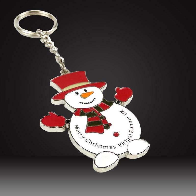 snowman-man-kaychain