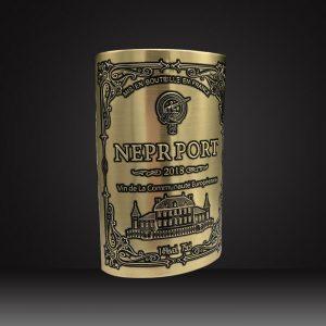 custom metal wine labels-5