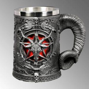 custom metal wine tumbler
