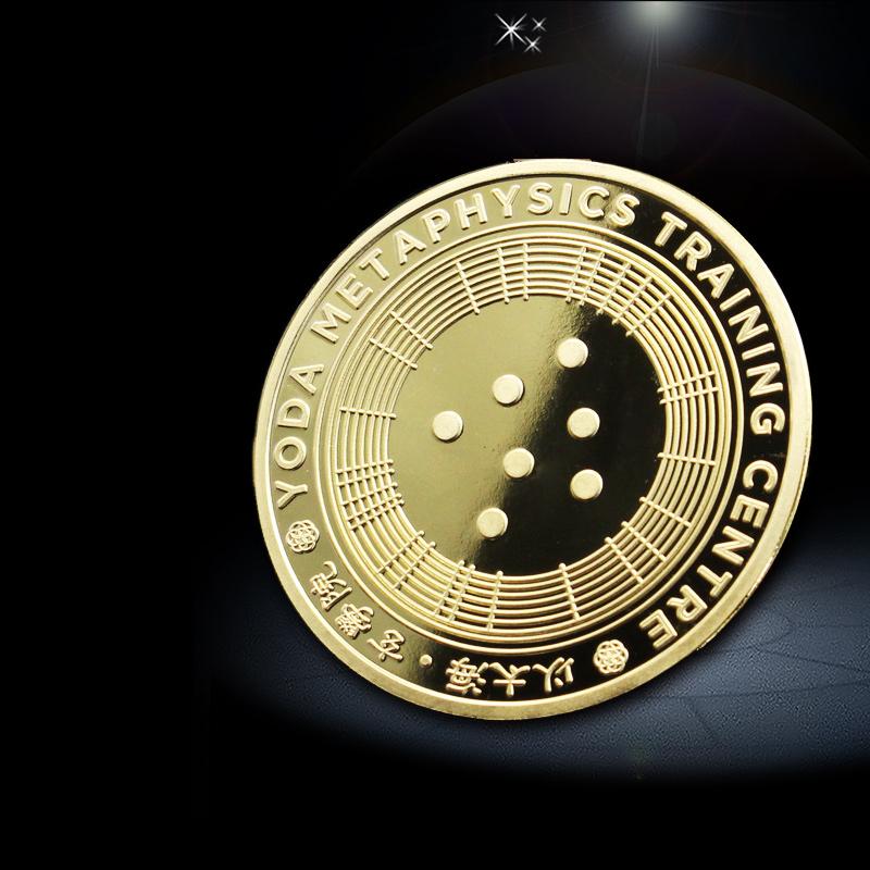 custom coins 24K gold