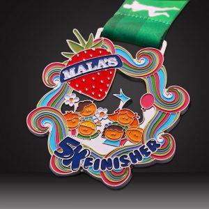 5K-finisher medal family-run-2