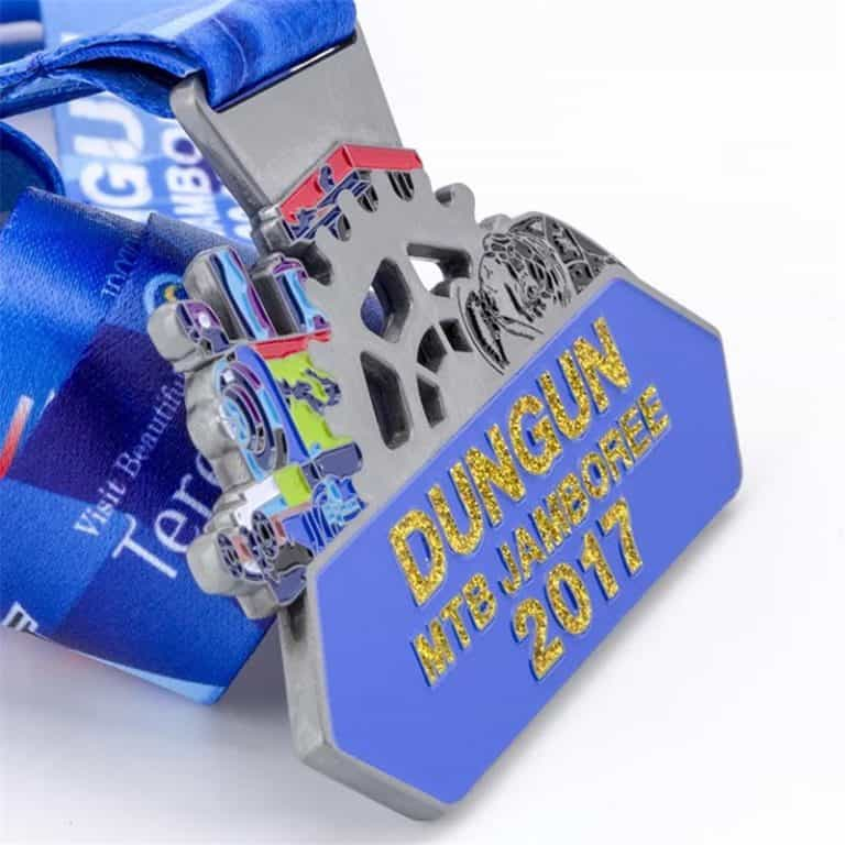 custom glitter medals -1