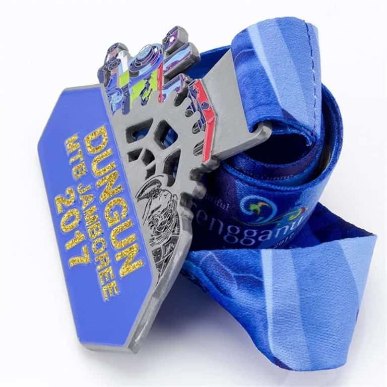 custom glitter medals -2